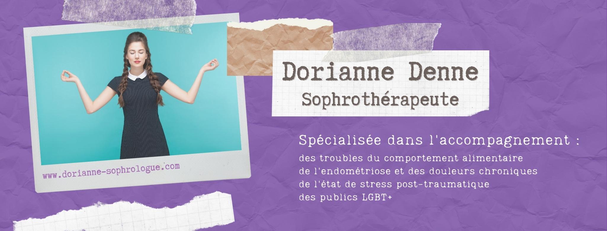Dorianne Denne Sophrothérapeute